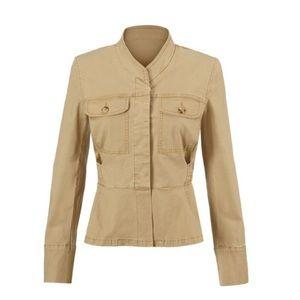 CAbi Camp Jacket   Size M Item #5477